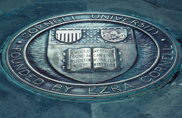 Cornell seal