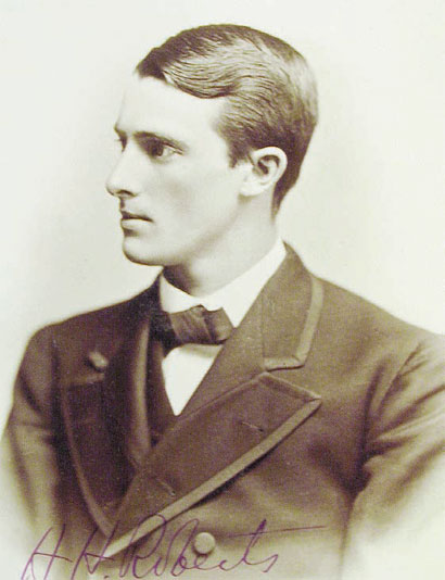 Henry Hurd Roberts 1875
