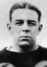 George Pfann football picture