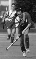Cari Hills playing field hockey