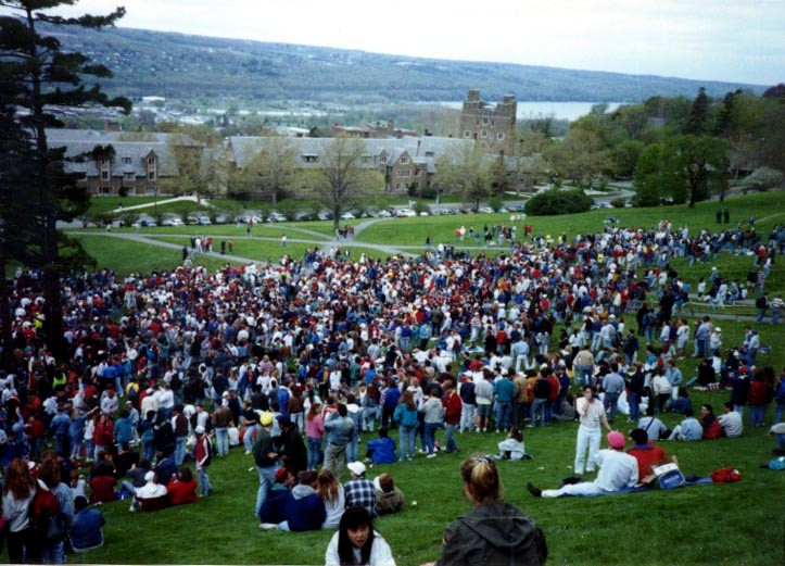 Slope day 1991