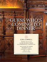 Magazine cover page for Guess Who's Coming to Dinner?