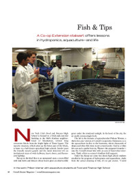 Magazine page image for fish & tips