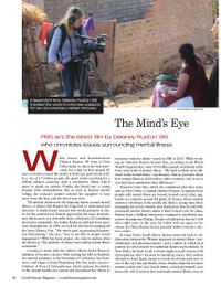 Magazine page image for Mind's Eye
