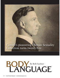 Magazine page image for Body Language