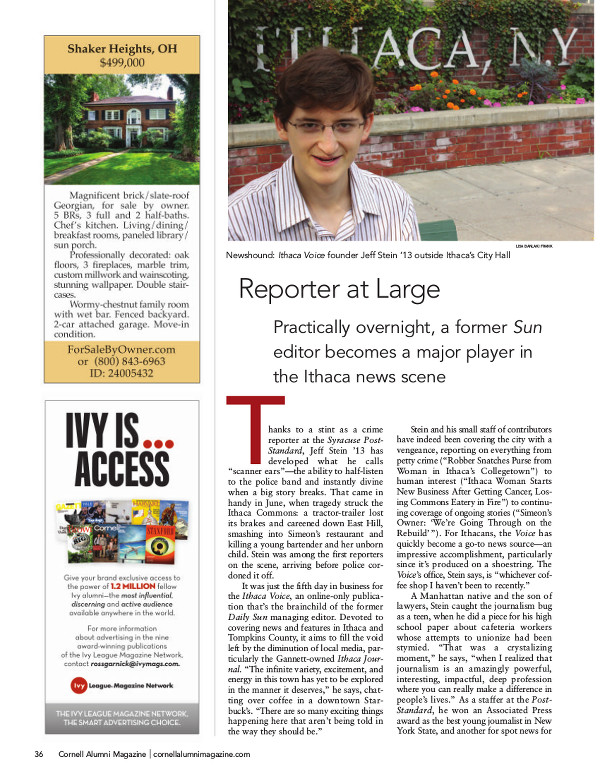 reporter at large cover