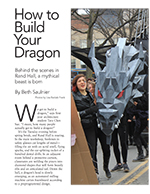 How to Build your dragon cover page
