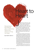 Heart to Heart cover page