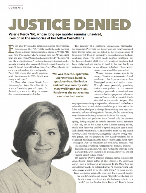 Justice Denied cover page