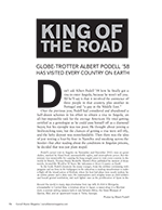 King of the Road cover page