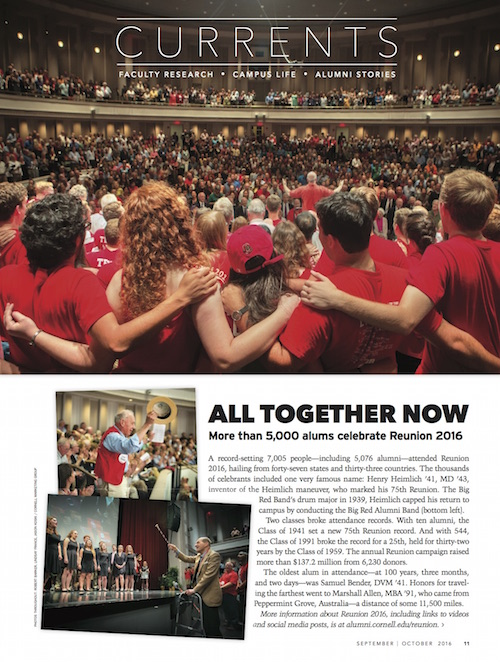 All Together Now cover page