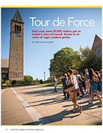 Tours de force cover page
