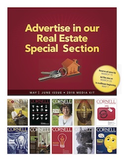 Advertise in our real estate special section
