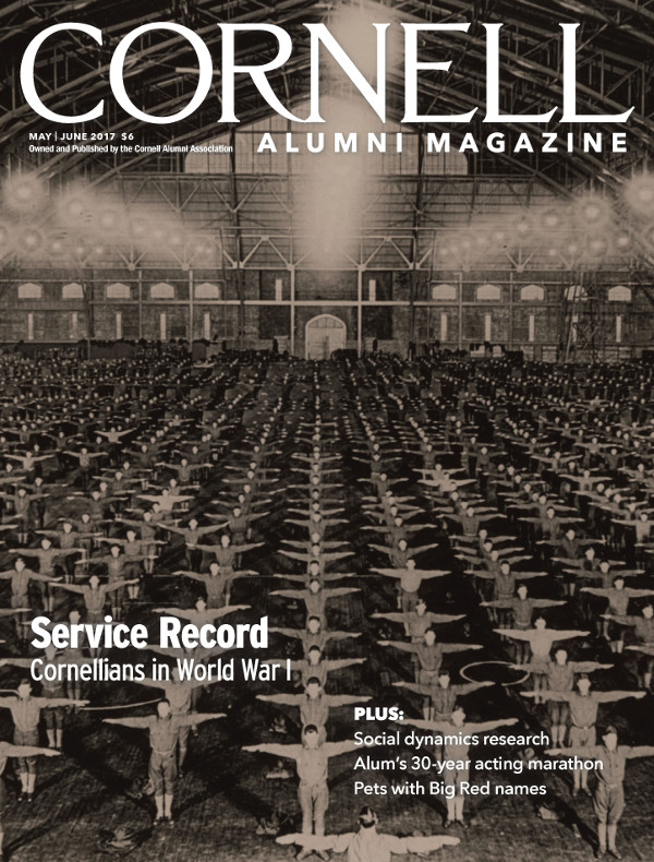 Image of the May/June 2017 cover