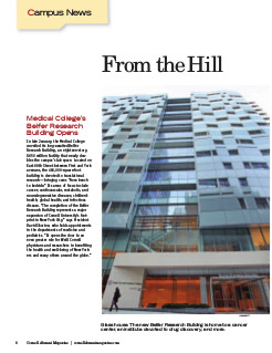 From the hill cover page