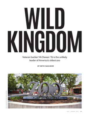 Wild Kingdom cover page
