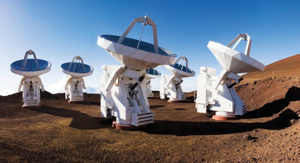 The Submillimeter Array