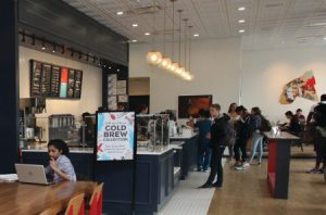Saxbys at Upenn