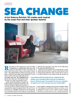 Sea Change cover page