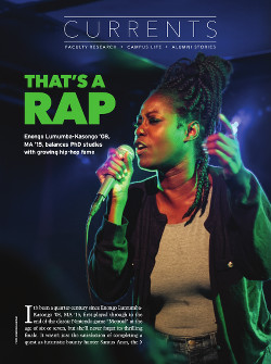 Magazine page image for That's a Rap