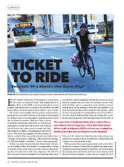 Magazine page image for Ticket to Ride