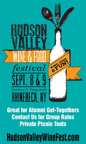Hudson Valley Wine and Food Festival