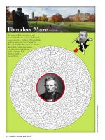 Magazine page image for Founder's Maze