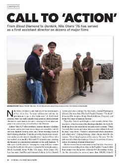 Magazine page image for Call to 'Action'