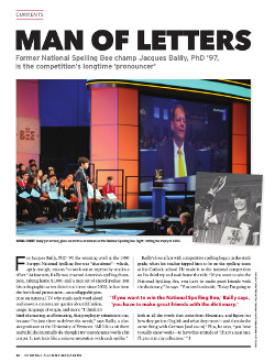 Magzine page image for Man of Letters