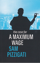 Case for maximum wage book cover