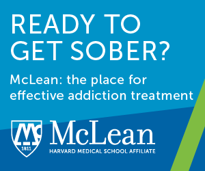 McLean addiction treatment ad