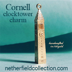 Netherfield clocktower charm ad