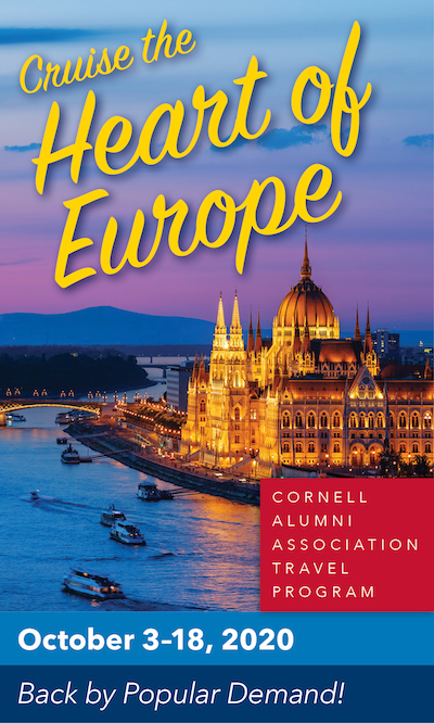 Travel to Europe with CAA