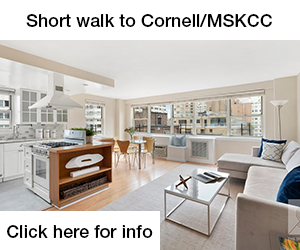 Ad for apartment near Cornell